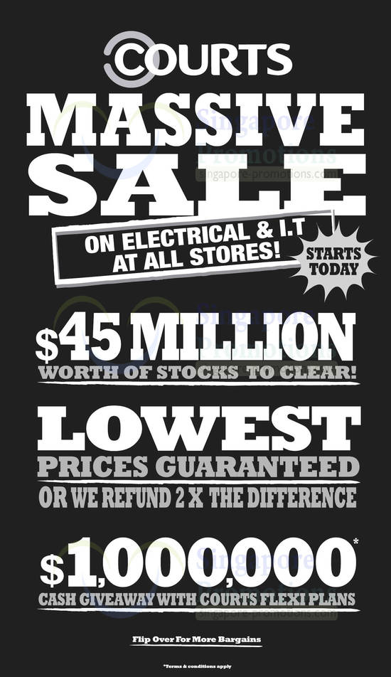 Massive Sale On Electrical n IT At All Stores