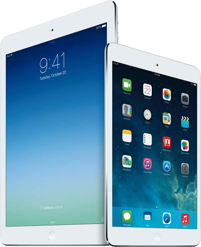 Apple iPad Air n iPad Mini 2