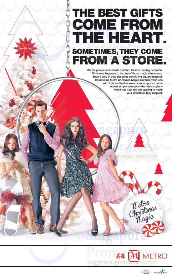 Metro Christmas Magic