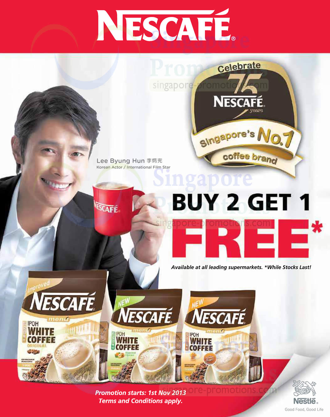 nescafe sales promotion Find more information on all nestlé brand products available in malaysia.