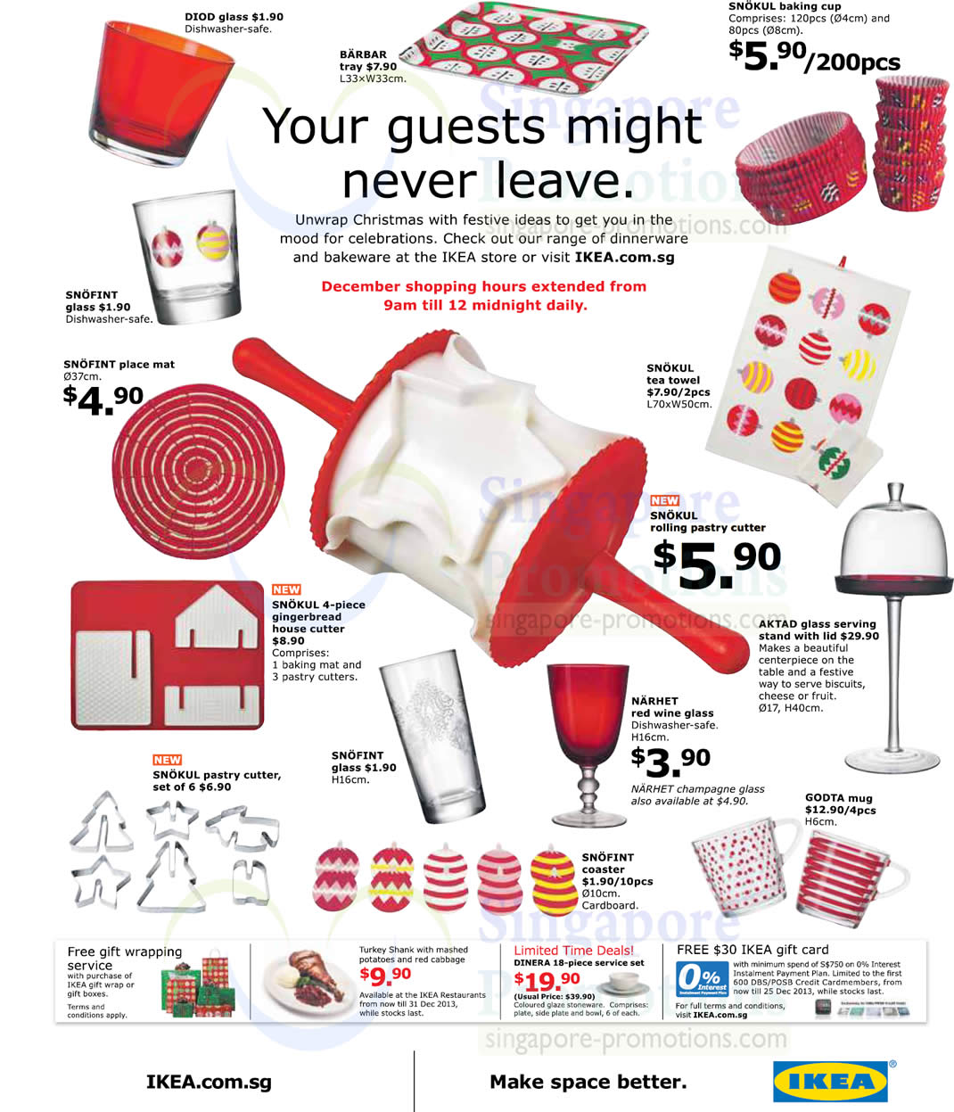 Other Offers, Shopping Hours Extended » IKEA Singapore Countdown To ...