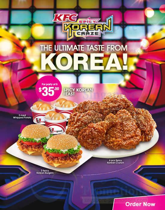 Spicy Korean Feast