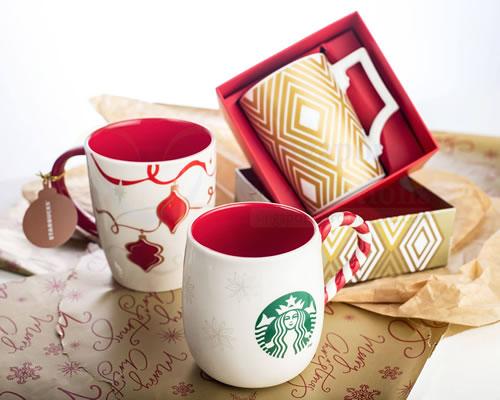 18 Dec Starbucks 20 Percent Off Christmas Mugs