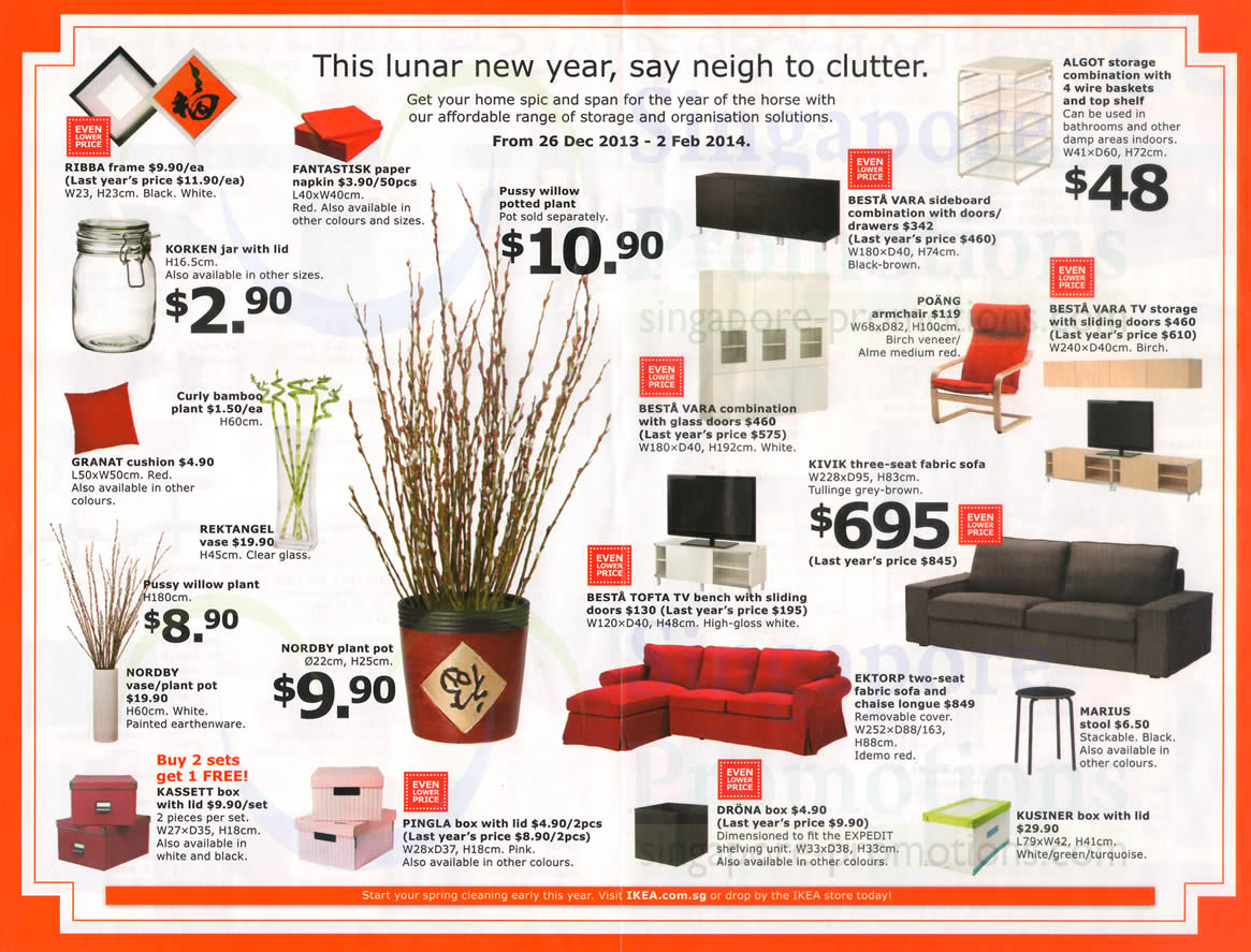 Ikea lunar new year promo offers 26 dec 2013 2 feb 2014 for Coupon mobile ikea