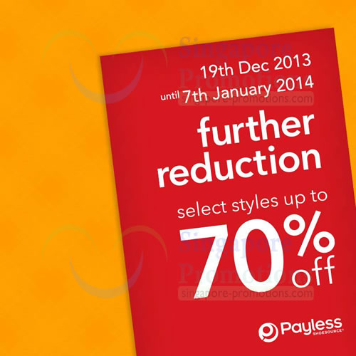 Payless Shoesource 19 Dec 2013