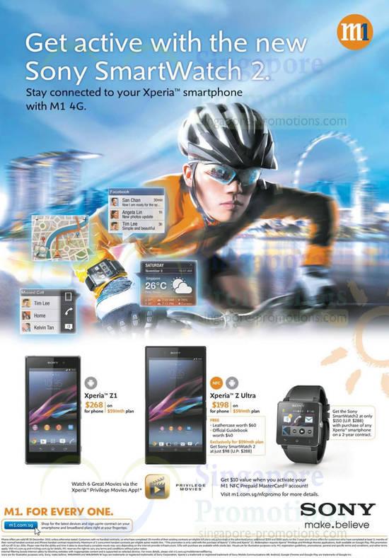 Sony Xperia Z1, Sony Xperia Z Ultra
