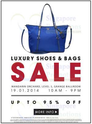 Brandsfever Handbags   Footwear Sale Up To 95% Off   Mandarin Orchard 19  Jan 2014 9bcfe2b779f58