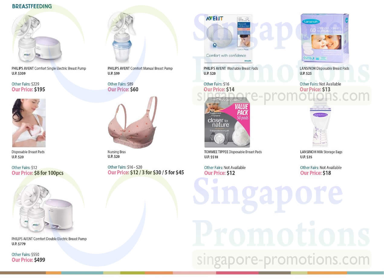 Breastfeeding 187 Baby Expo Fair Suntec Convention Centre