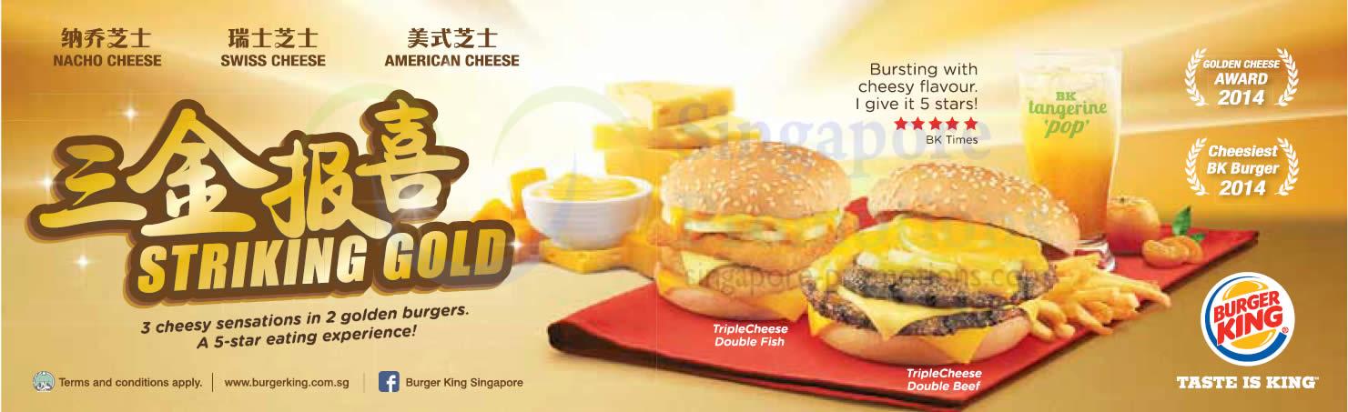 Burger King 2 Jan 2014