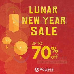 Payless Shoesource Up To 70% OFF SALE 8 Jan – 4 Feb 2014 38d4f5de45bae