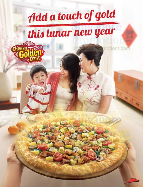 Pizza Hut 15 Jan 2014