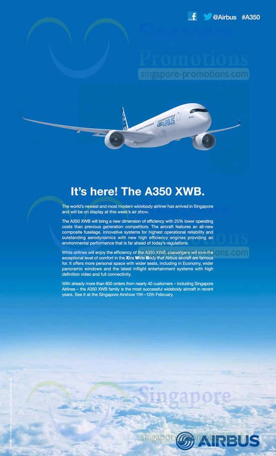 11 Feb Airbus A350 XWB