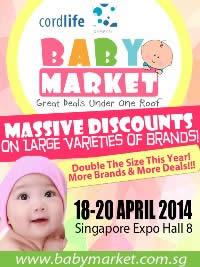 Baby Market Fair 3 Feb 2014