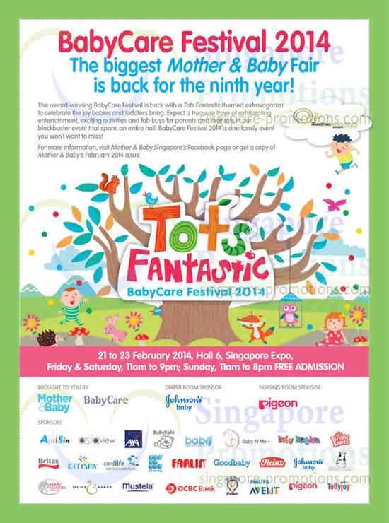 BabyCare Festival Highlights, Venue, Dates, Sponsors