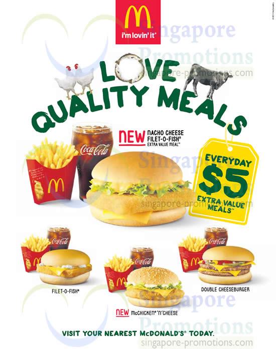 Mcdonald s new nacho cheese filet o fish mcchicken n for Mcdonalds filet o fish deal
