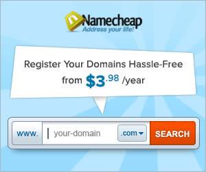 Namecheap 1 Feb 2014
