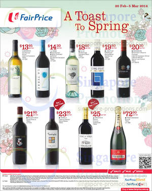 Featured image for NTUC Fairprice HGST 1TB Hard Disk & Wines Offers 20 Feb – 5 Mar 2014