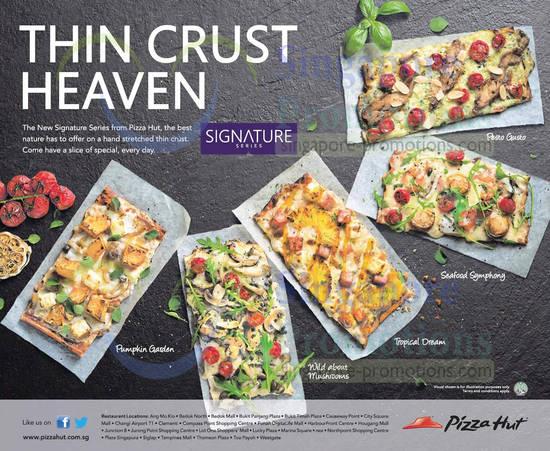 Thin Crust Heaven