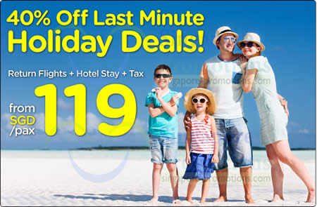 Last minute weekend flight and hotel deals