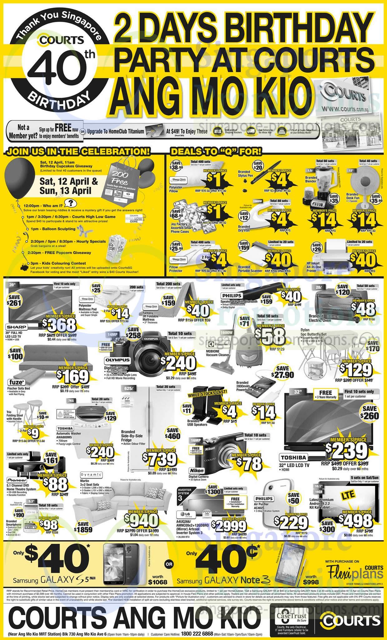 Ang Mo Kio Sofa Bed Vacuum Cleaner Washers Sofas Air