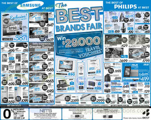 Featured image for Best Denki TV, Notebooks, Digital Cameras & Other Electronics Offers 4 – 7 Apr 2014