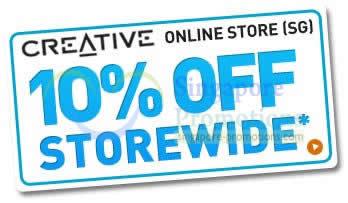 Creative Store 10 Percent 12 Apr 2014
