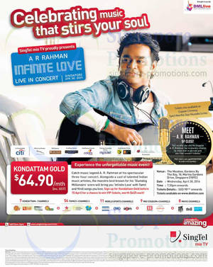 Featured image for Singtel Smartphones, Tablets, Home / Mobile Broadband & Mio TV Offers 12 – 18 Apr 2014
