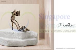 Featured image for Takashimaya The Shoe Salon Spring Summer Free $50 Gift Voucher Promo 4 – 6 Apr 2014