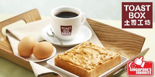 Toast Box 23 Apr 2014