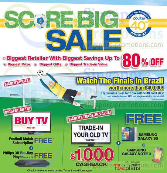 Up To 80 Percent Off, Biggest Prize, Gifts, Trade-in Value