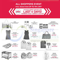Robinsons Great Singapore Sale Promotions Amp Offers 16 May 2014