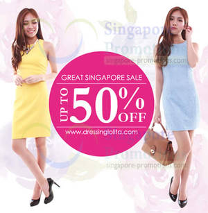 Featured image for Dressing Lolita Great Singapore SALE 31 May 2014