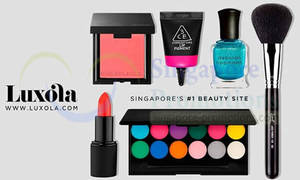 Featured image for Luxola 15% OFF Storewide Coupon Code (NO Min Spend) 30 Jun 2014