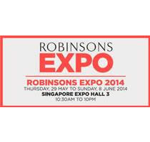Robinsons Expo 23 May 2014