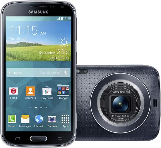 Samsung Galaxy K Zoom 16 May 2014