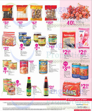 Featured image for NTUC Fairprice Electronics, Health, Wines, Groceries & Other Offers 8 – 21 May 2014