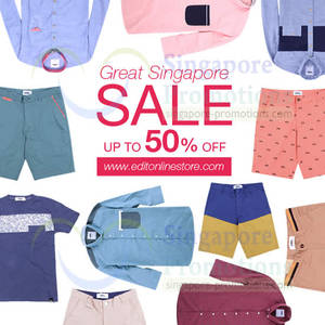 Featured image for edit Great Singapore SALE 31 May 2014