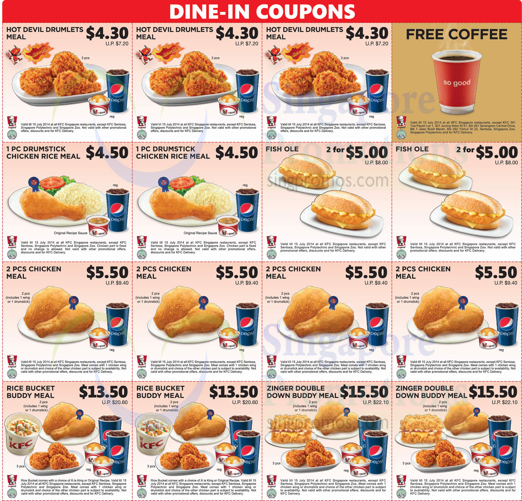 picture relating to Kfc Coupons Printable named All Dine-Within just Discount codes Printable » KFC Dine-Within Lower price Discount coupons