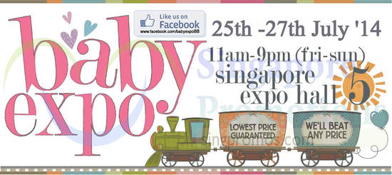 Baby Expo Jul 2014 Event Details