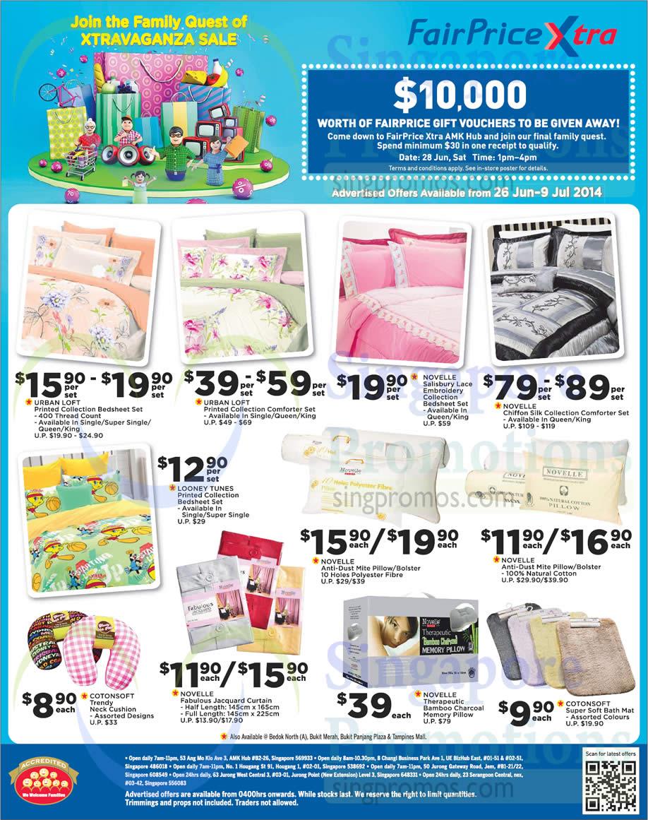 Bedsheets Pillows Curtains Bolsters Novelle Cotonsoft