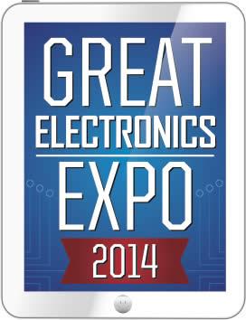 Great Electronics Expo 2014 Logo