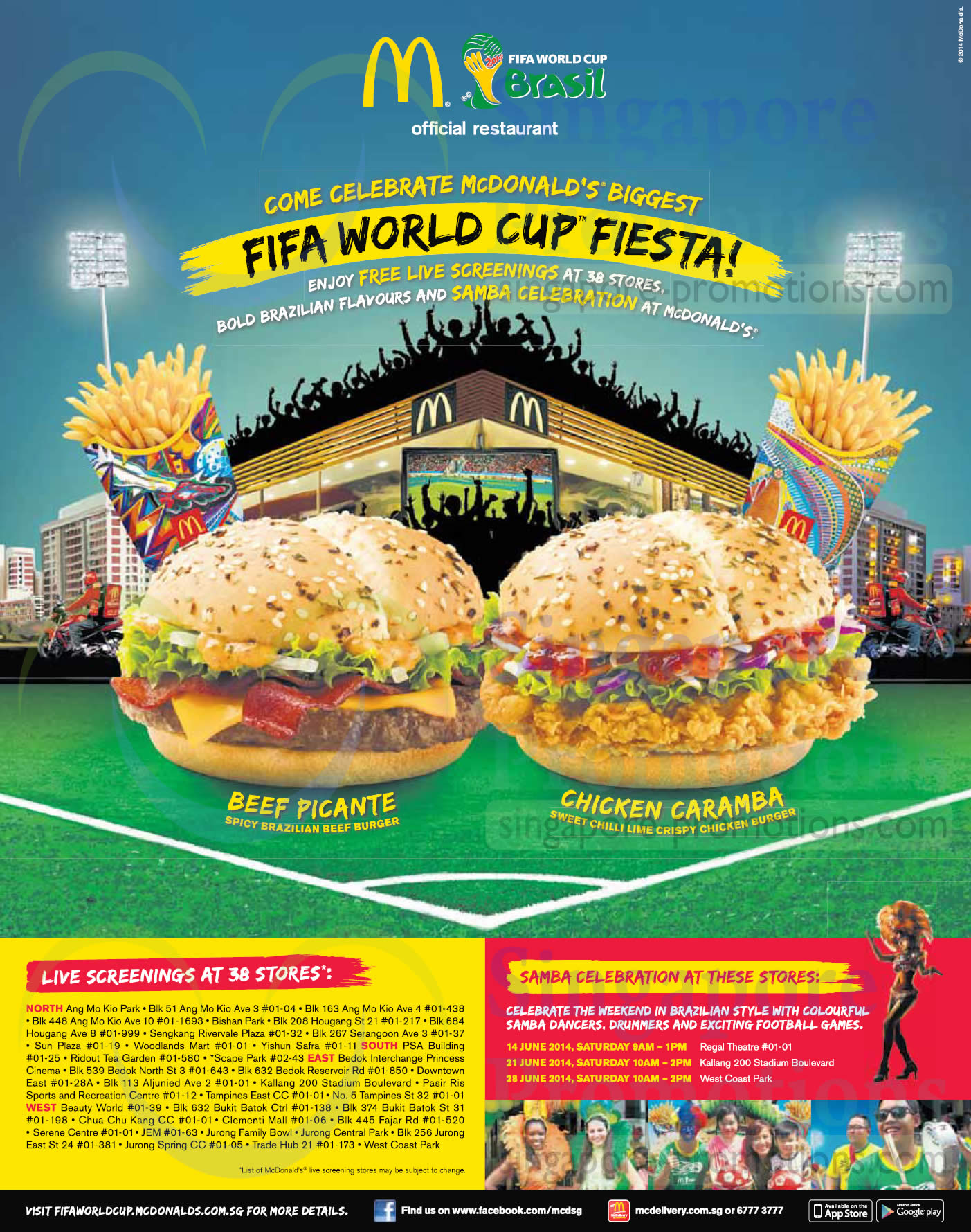 Furniture Designing Software Mcdonald S Free Fifa World Cup Screenings 38 Stores 13