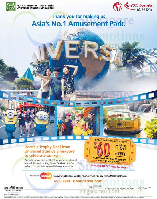 2 Sep Universal Studios Singapore Residents Promotions