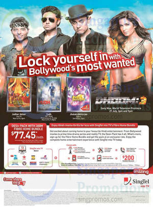Featured image for Singtel Smartphones, Tablets, Home / Mobile Broadband & Mio TV Offers 19 – 25 Jul 2014