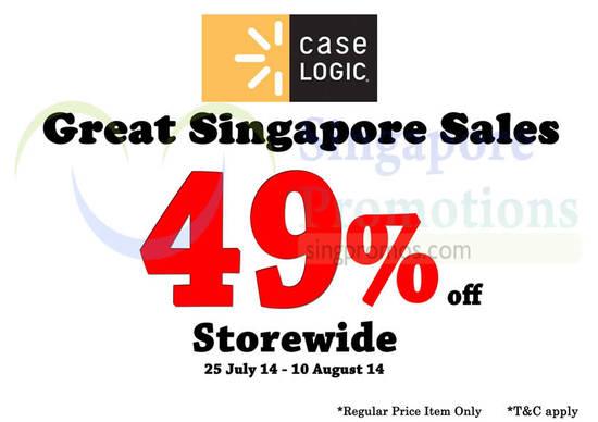 49 Percent Off Storewide
