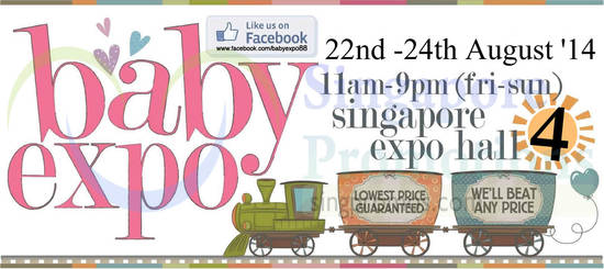 Baby Expo Aug 2014 Event Details