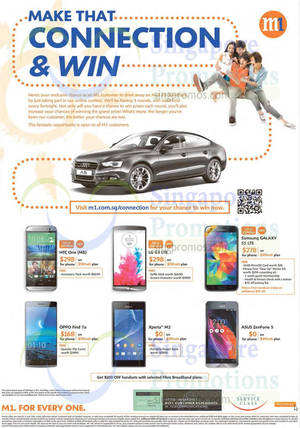 Featured image for M1 Smartphones, Tablets & Home/Mobile Broadband Offers 5 – 11 Jul 2014