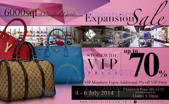Luxury City 5 Jul 2014