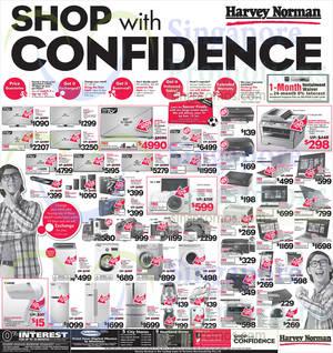 Featured image for Harvey Norman Digital Cameras, Furniture & Appliances Offers 12 – 18 Jul 2014