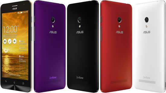 ASUS ZenFone 5 LTE Family